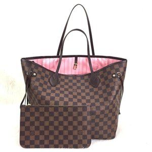 Louis Vuitton Neverfull MM Medium Bag 31x28x17cm